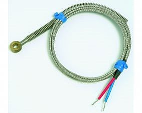 Type 108 - Temperature sensor with cable lock tip