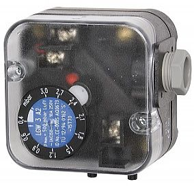 Type 40.4201 - Transmit differential pressure to the air