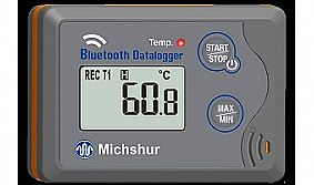 Data logger temperature Bluetooth MI-LOGT1BL