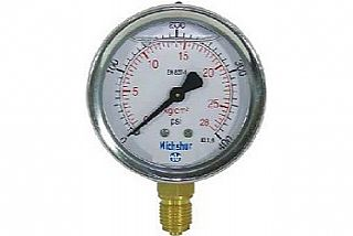 "Type MP-235 - Pressure gauges with ""Bourdon"""